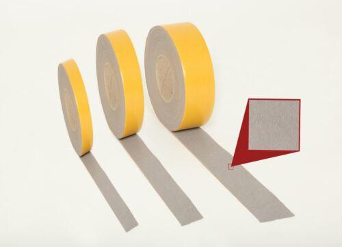 Dämmfilz 15 m Filzband selbstklebend Filzstreifen div.Stärken und Breiten