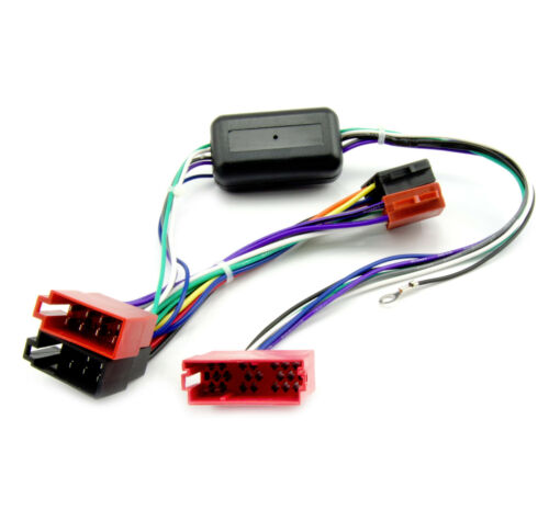 cable del adaptador adaptador de antena audi a2 a3 a4 a6 a8 TT Radio diafragma marco