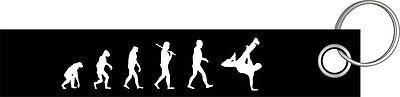 100% Wahr Breakdance Ii Breakdancer Bboy Hiphop Evolution Schlüsselanhänger Schlüsselband