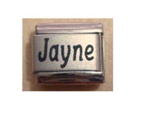 9mm Classic Tamaño Italiano Dijes Nombres nombre Jayne