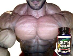 Agmatine Sulfate Advanced Muscle Builder Factor Xtreme Bodybuilding Supplements 753807152693 Ebay