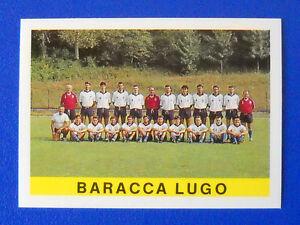 FIGURINA EUROFLASH CALCIO 90-FOGGIA SQUADRA