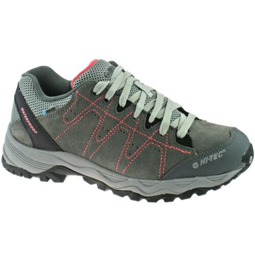 Ladies tec Wp Ii Hi Waterproof Walking Charcoal Libero Women's Shoes Hiking FZFrH7a