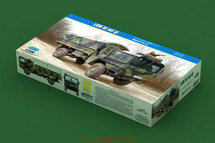 Hobbyboss 1 35 85507 German LKW 5t mil gl Model Kit