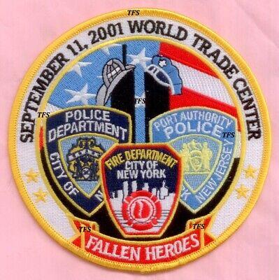 Washington DC Pentagon Rescue DC Fire Patch 9-11 343