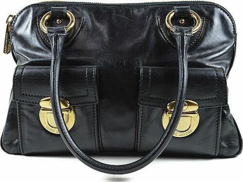 Bag Jacobs Zwart 100Authentiek uit Japan Stam Mj Handtas Satchel Marc BxoedCr