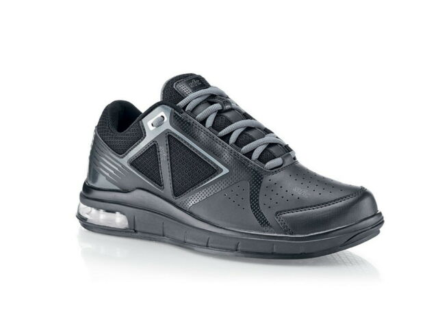 Shoes for Crews Men's Storm Slip Resistant Air Cushioned Food Service Shoes