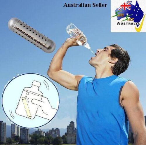 Alkaline Water Purifier IonizerRaises pHNegative Charged Structured Water