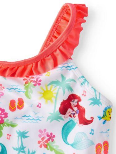 LITTLE MERMAID ARIEL DISNEY UPF50 Swim Bathing Suit Toddler/'s Size 2T or 5T $30