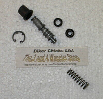 2004-2009 Yamaha YFZ 450 Rear Brake Master Cylinder Rebuild Kit