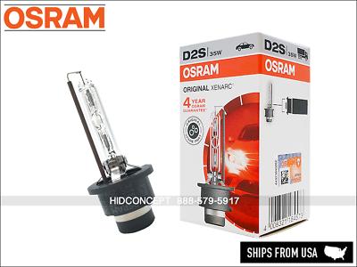 OSRAM XENARC D2R 35W originale di ricambio 4300k XENON HEADLIGHT HID Lampadina 66250