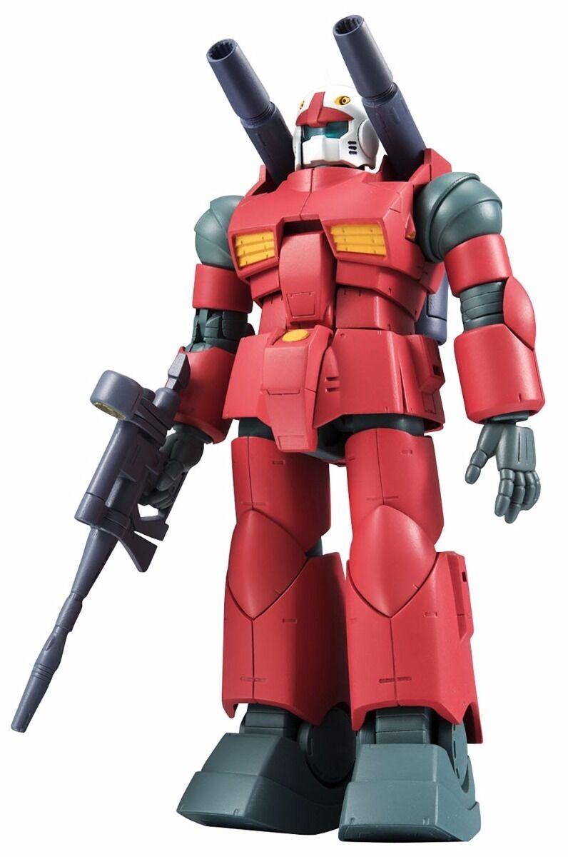 Robot Spirits Côté Ms Rx-77-2 Guncannon Version A. N. I. M. 'Figurine Articulée