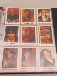 Vintage-1993-Set-of-Aids-Awareness-Cards-in-Binder-1-110-Eclipse