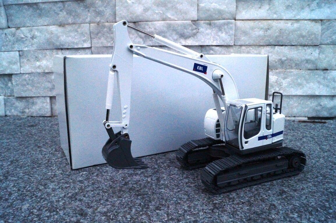 Conrad  Liebherr R R R 924 Compact Metallkettenbagger  EBL    1 50 2e2750