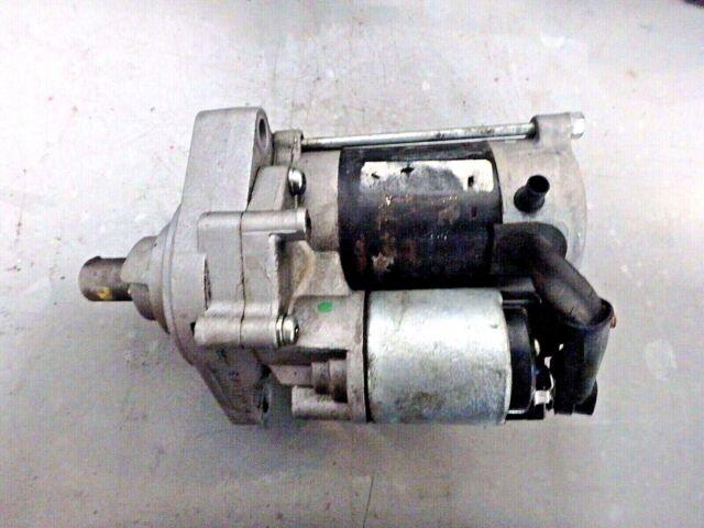 98-02 HONDA ACCORD 2.3L AUTOMATIC TESTED STARTER MOTOR OEM WARRANTY