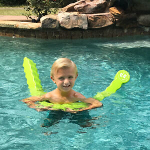 Texas Recreation Super Soft Water Pillar Caterpillar Pool