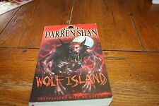 Wolf Island by Darren Shan Number One Master of HOrror (AR)