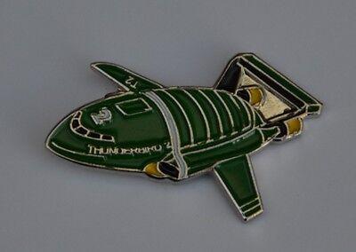 Thunderbirds - Thunderbird 2 - Quality Enamel Pin Badge