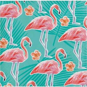 Island-Oasis-Flamingo-Paper-Party-Beverage-Napkins-x-16