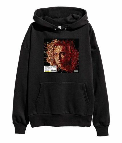 Eminem Relapse Hoodie Hip Hop Sweatshirt Slim Shady Revival Detroit Rap Merch