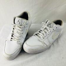 Nike Zapatos Hombres Jordan Aj Bajo Cuero Zapatos Nike Negros 584794 010 Ebay d47815