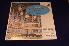 LISZT Piano Concertos LP  Alfred Brendel Michael Gielen/Vienna VOX STPL 510.420