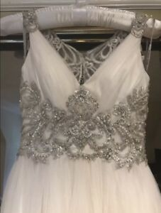 98f1e1d453b Image is loading Maggie-sottero-Phyllis-Wedding-Dress-Blush-Pink-Uk-