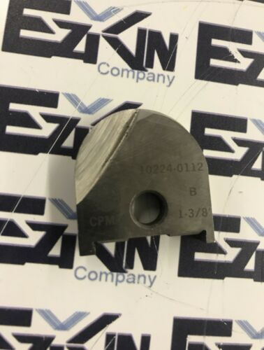 LOT OF 2 Allied Machine /& Engineering 10224-0112 SPADE DRILL 1-3//8
