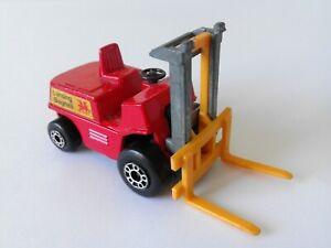 No-15-Matchbox-Superfast-1-75-Diecast-Lansing-Bagnall-Fork-Lift-Truck-1972