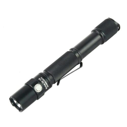 ThruNite Archer 2A V3 CREE XP-L V6 mounted AA batteries  x 2 w//Tracking# JAPAN