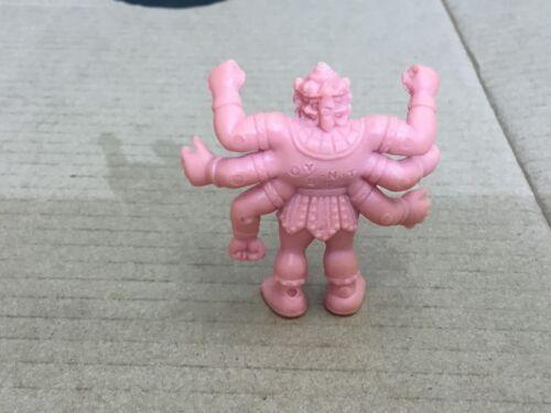 """80/'s M.U.S.C.L.E C Figure #129 Mattel Men Kinnikuman Flesh Color 2/"""" Ashuraman"""