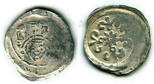 Modeste (3,19) Bamberg Pfennig Krug 66 Ekbert De Andechs 1203 - 37...-afficher Le Titre D'origine Emballage Fort