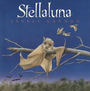 Stellaluna 9780152802172