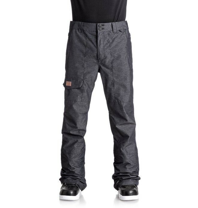 DC Men's DEALER Snow Pants - KVJ0 - Large - NWT