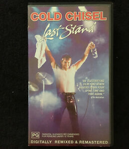 Cold-Chisel-Last-Stand-Farewell-Sydney-Entertainment-Centre-1983-VHS-PAL-VIDEO