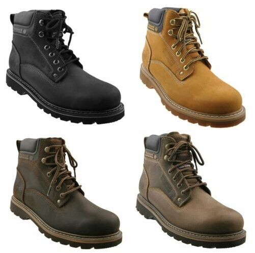 NEW Dockers Men's shoes Boots Lined Winter Boots Leather