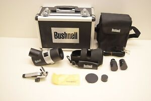 Bushnell 78-7345 Spotting Scope Telescope w/Stand & Case - Used