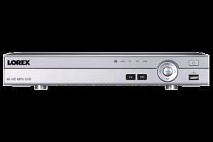Lorex Dv900 Series Dv9082 8 Channel 4k Hd Mpx 2tb Security
