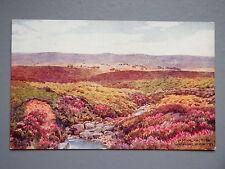 R&L Postcard: Moorland & Beck Goathland Whitby, A R Quinton, J Salmon