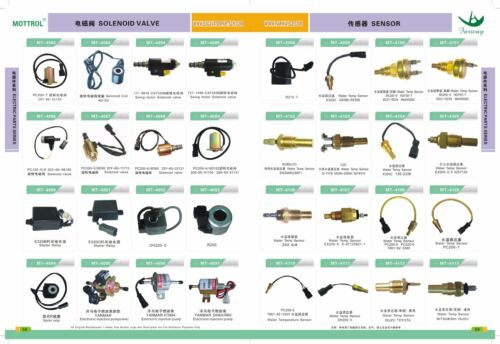 SA4335-12 SA-469S-12 Shut Down Solenoid for Cummins 6CTA8.3L 3928160 SA-4639-12