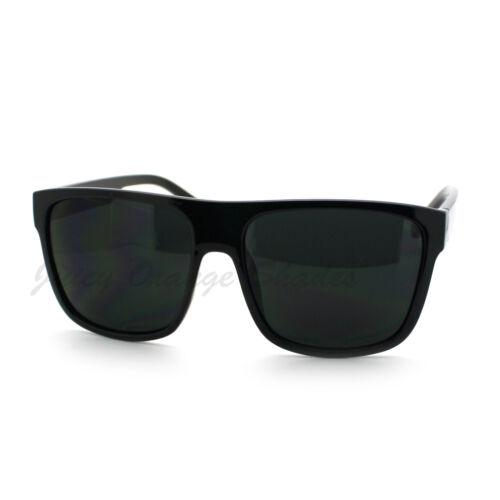 Classic Square Frame Sunglasses Timeless Fashion Black