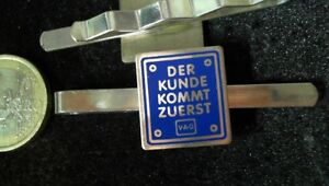 Auto & Motorrad: Teile Angemessen Vw Service Krawattenklammer Tie Clip Geldscheinklammer Krawattenhalter V1 De Taille Und Sehnen StäRken Krawattennadeln
