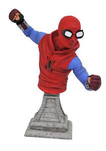 Diamant-Choix-Spider-Man-Homecoming-Maison-Spider-Man-Buste