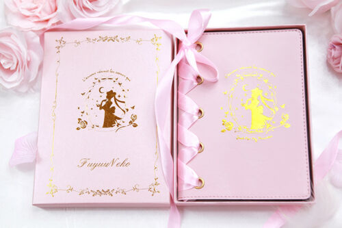 Pink Sailor Moon Crystal Princess Serenity Strap Techo Notebook Journal Planner