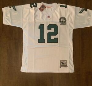 quality design 84a65 090de Details about Randall Cunningham Philadelphia Eagles Throwback Mens Jersey  Sz 54 Free S/H (F)