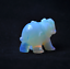 Natural-Opal-Quartz-Carved-Elephant-Gemstone-Stone-Crystal-Figurine-Ornaments thumbnail 3