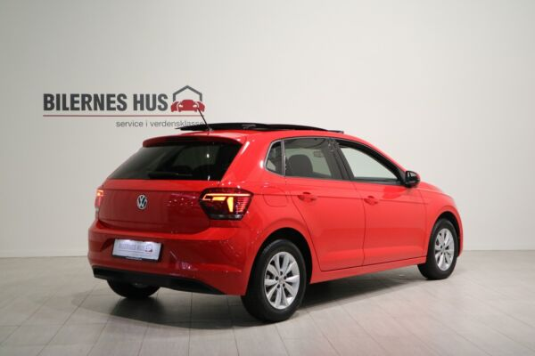 VW Polo 1,0 TSi 115 Highline - billede 1