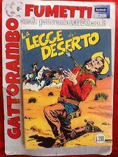 La Legge Del Deserto N.8 Zenith Seconda Serie Anastatica Edicola