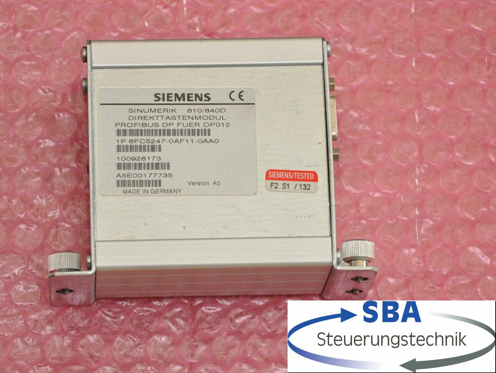 Laser Entfernungsmesser Keyence : Siemens sinumerik 810 840d direkttastenmodul 6fc5247 0af11 0aa0 vers
