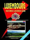 Luxembourg Investment & Business Guide by International Business Publications, USA (Paperback / softback, 2003)